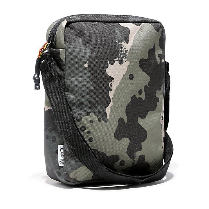 Kleine Camo-Tasche in Mehrfarbig-