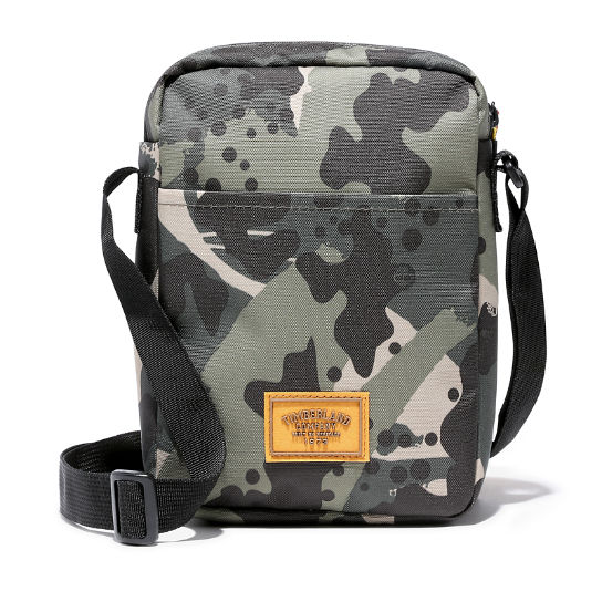 Camo Small Items Bag in Multicoloured | Timberland