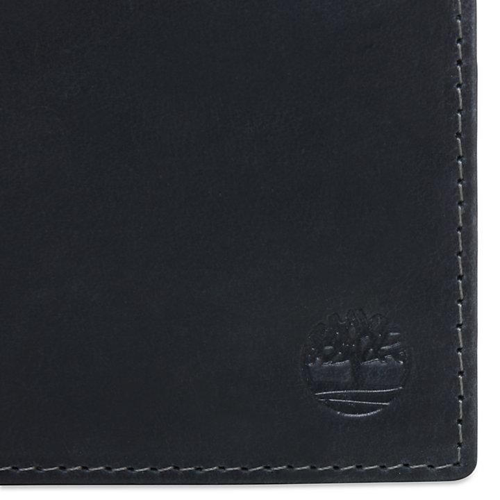 Grafton Notch Herrenbrieftasche in Schwarz-
