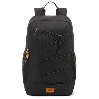 Crofton+23L+Bungee+Backpack+in+Black