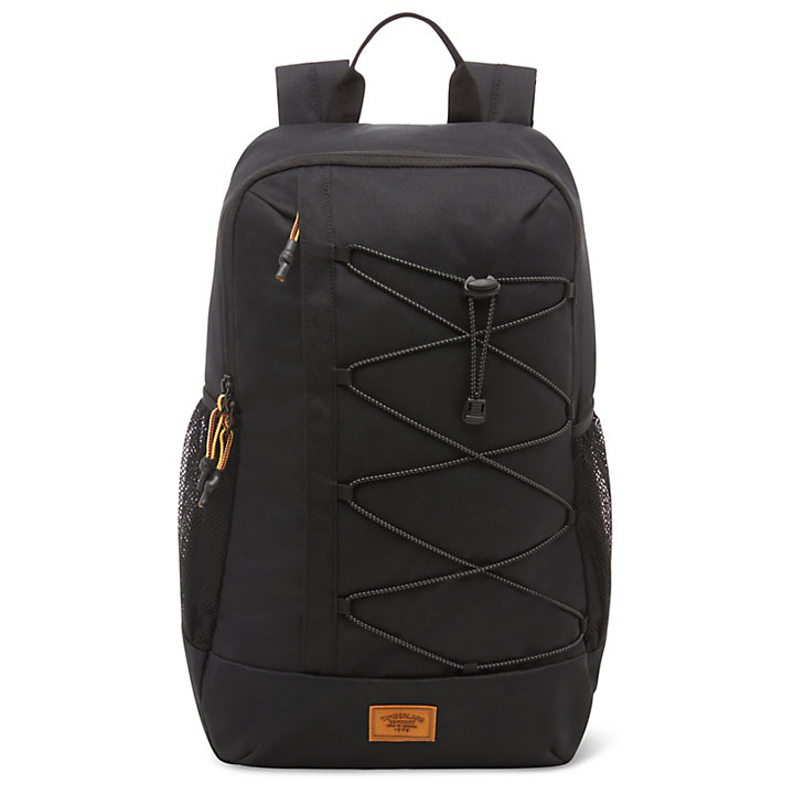 Crofton 23L Bungee Backpack in Black-