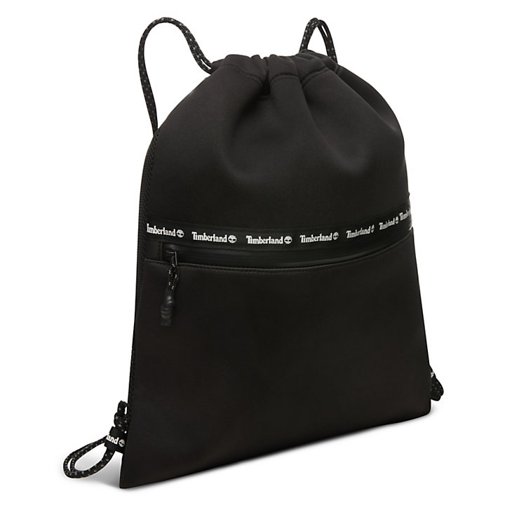 Urban Craft Hero Cinch Sack in Black-