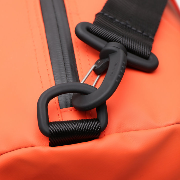 Canfield Duffel Bag in Orange-