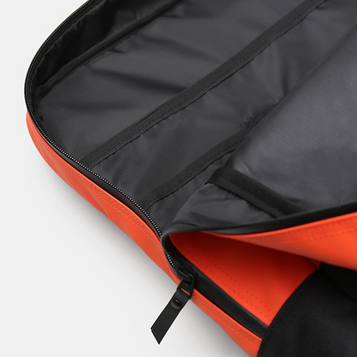 Canfield Rucksack in Orange-