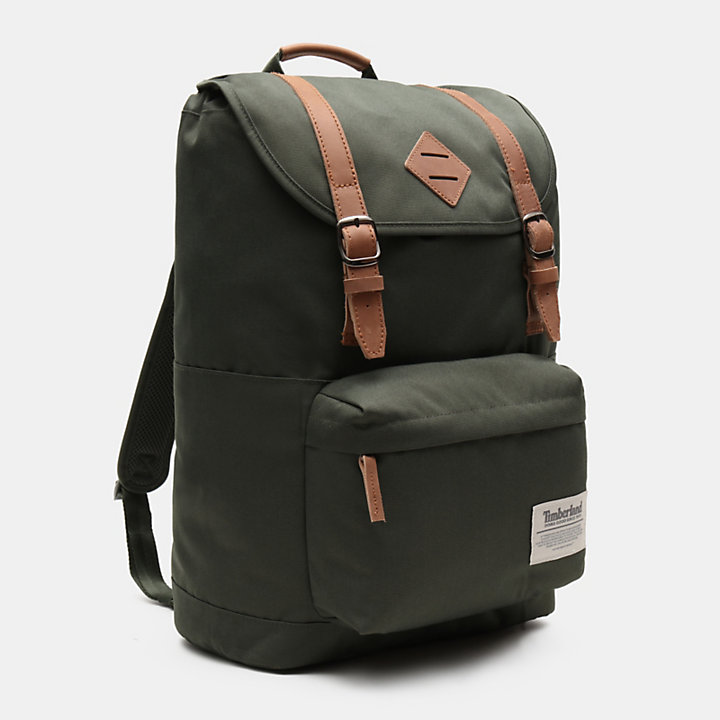 Corey Hill Hiking Backpack in Green-