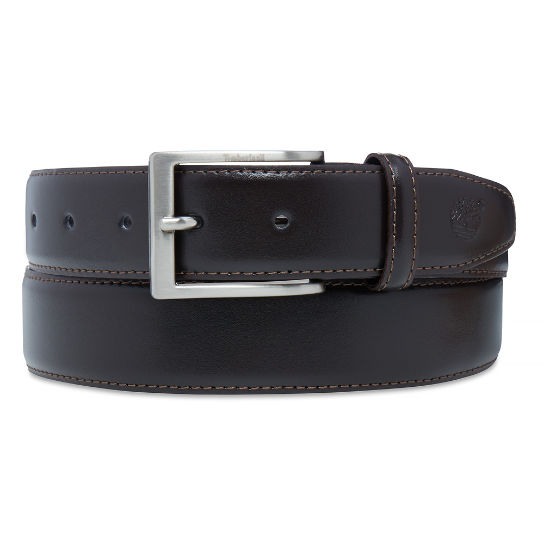 Men's Classic Leather Belt Cocoa | Timberland