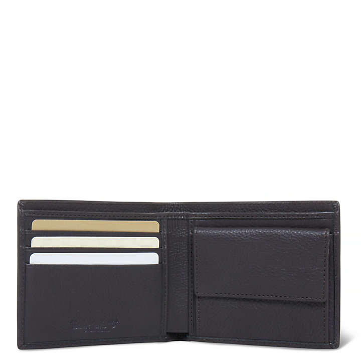 Classic Collection Bifold Wallet Uomo Marrone-