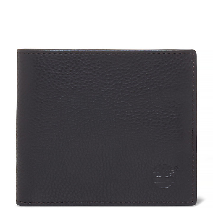 Classic Collection Bifold Wallet Homme Marron-