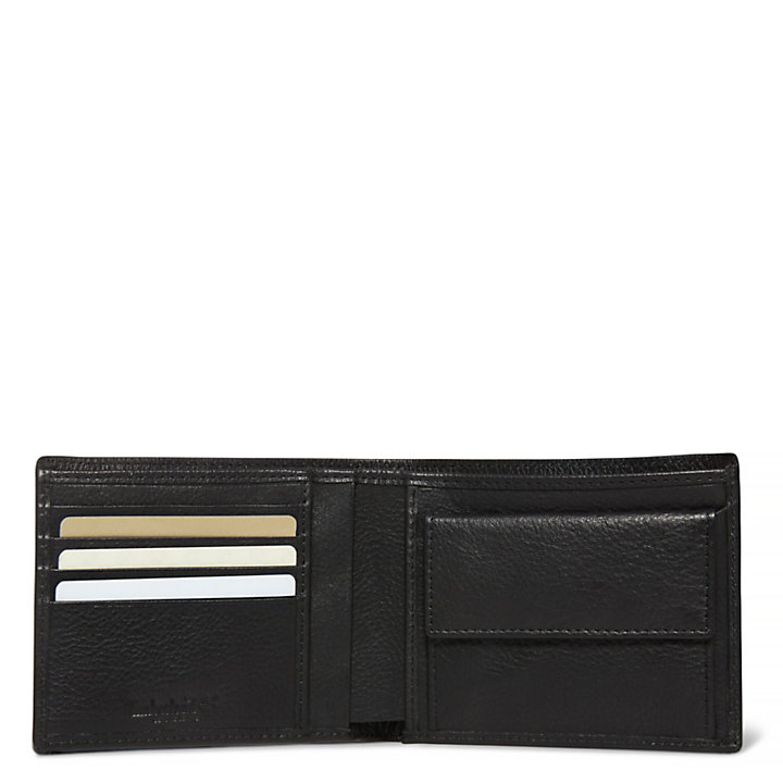 Classic Collection Wallet negro hombre-