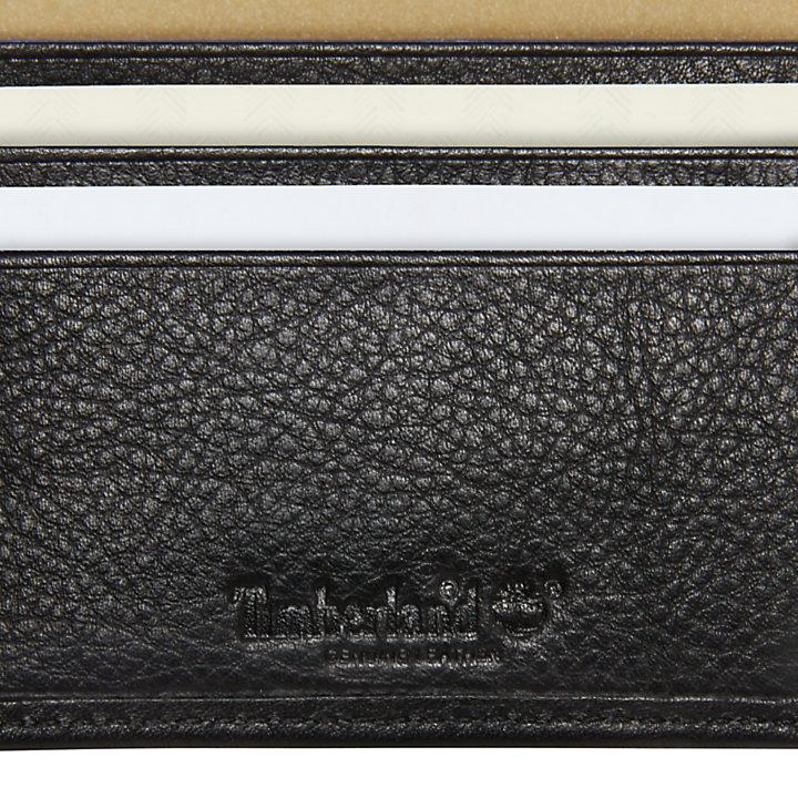 Classic Collection Wallet Homme Noir-