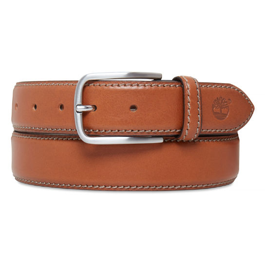 Men's Casual Belt Cognac | Timberland