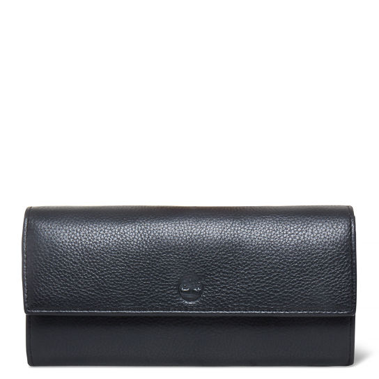 Bloomfield Trifold Wallet negro mujer | Timberland