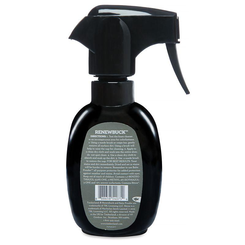 Timberland - renewbuck® suede and nubuck foam cleaner - 3