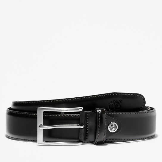 Classic Belt  for Men in Black | Timberland