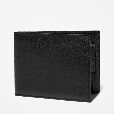 Kennebunk+Large+Wallet+for+Men+in+Black