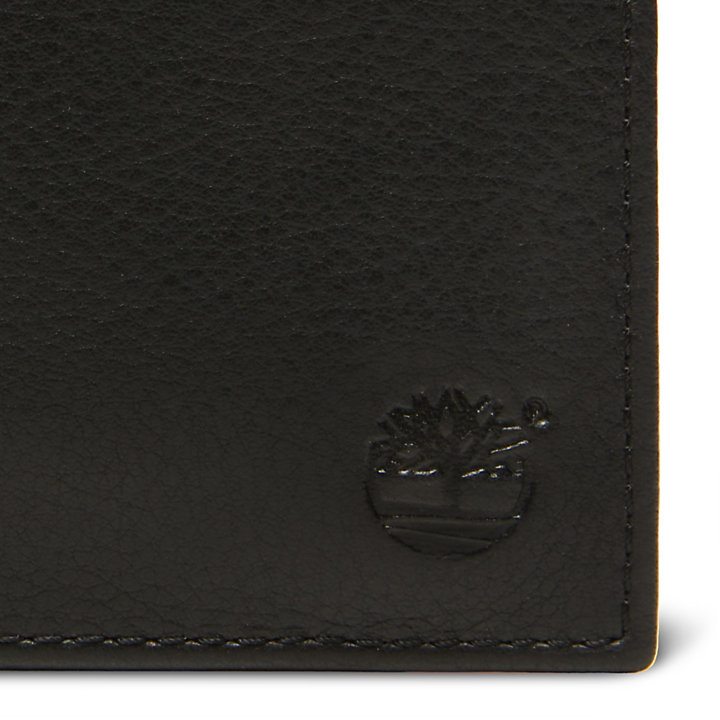 Kennebunk Wallet for Men in Black-