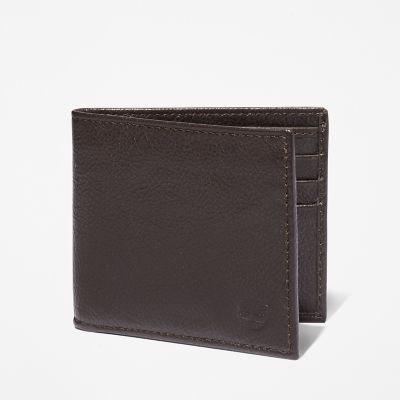 Kennebunk+Wallet+for+Men+in+Brown
