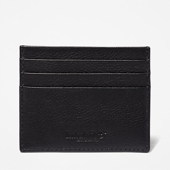 Porta Carte di Credito da Uomo Kennebunk in colore nero-