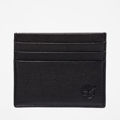Kennebunk+Credit+Card+Holder+for+Men+in+Black