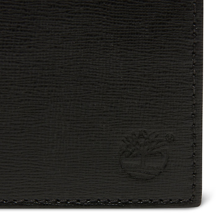 Boulder Loop Coin Holder Wallet for Men in Black-