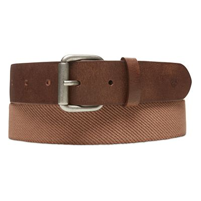 Canvas+Stretch+Belt+for+Men+in+Khaki