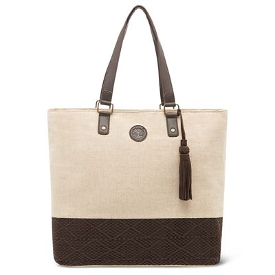 Haystack+Shopper+for+Women+in+Cream