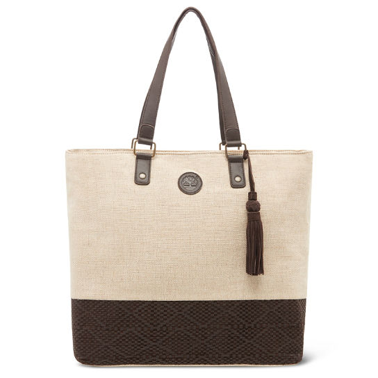 Haystack Shopper for Women in Cream | Timberland