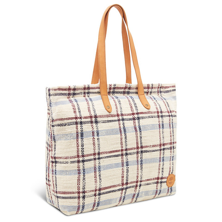 North Twin Shopping Bag in Hellblau-