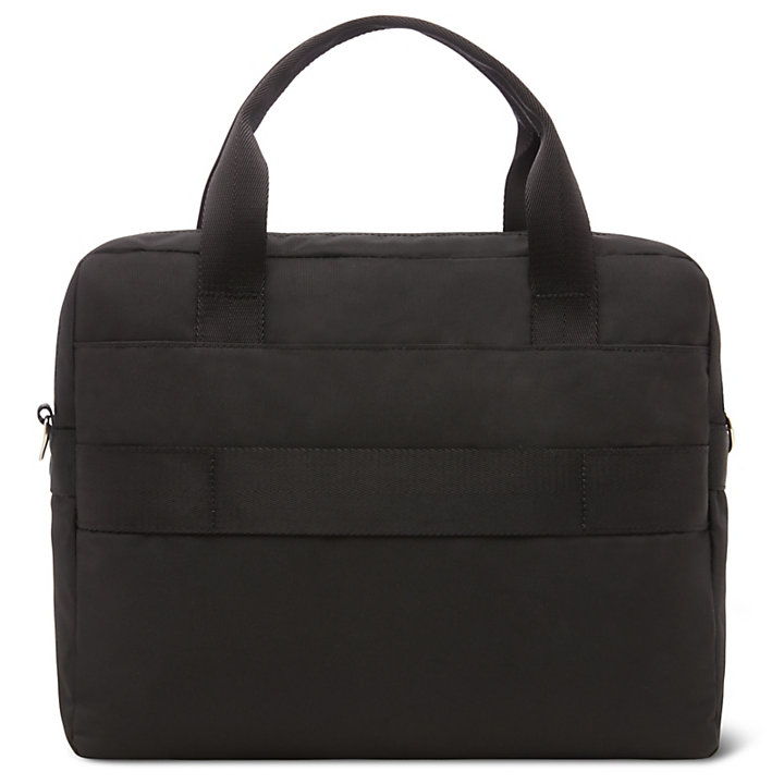 Pico Peak Briefcase for Men in Black-