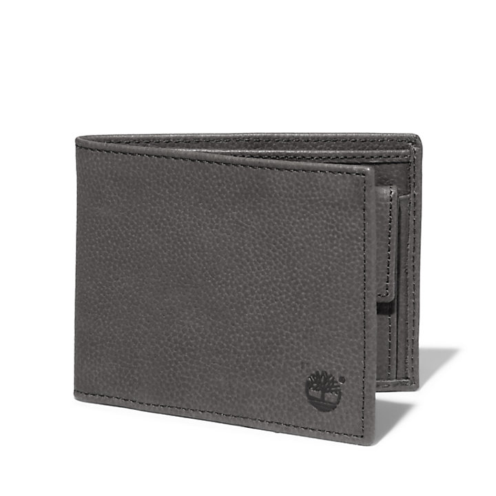 Pirates Cove Wallet for Men in Grey-