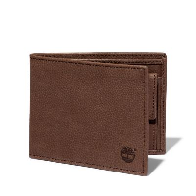 Pirates+Cove+Wallet+for+Men+in+Brown