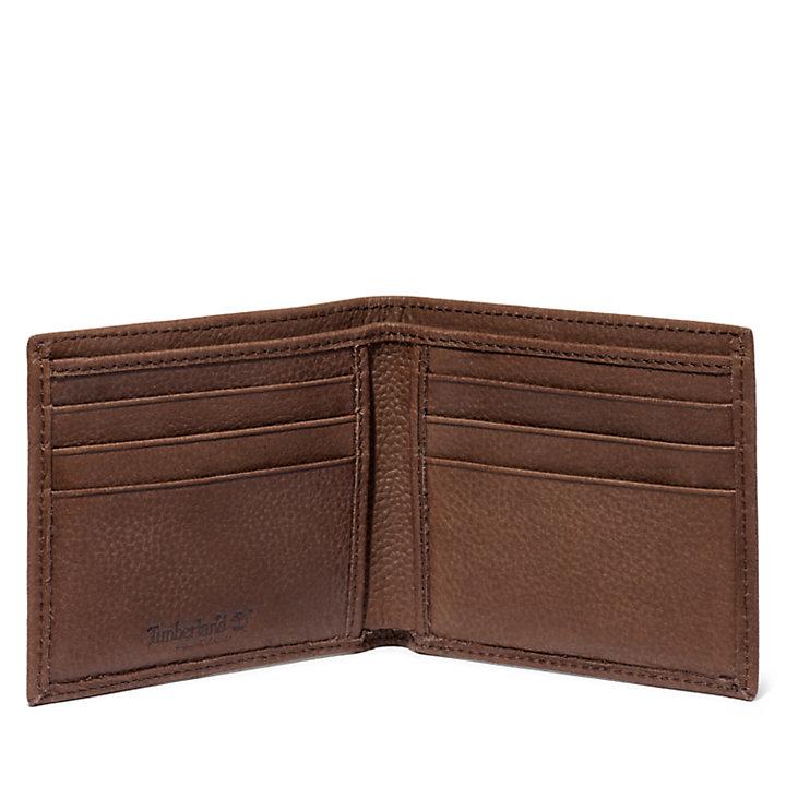 Pirates Cove Brieftasche für Herren in Braun-