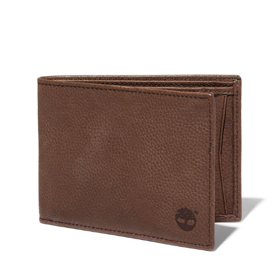 Pirates Cove Large Wallet for Men in Brown | Timberland