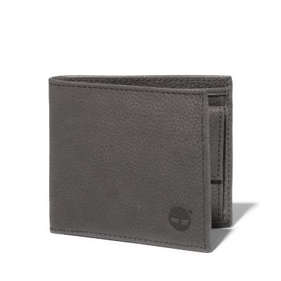 Pirates+Cove+Bifold+Wallet+for+Men+in+Grey
