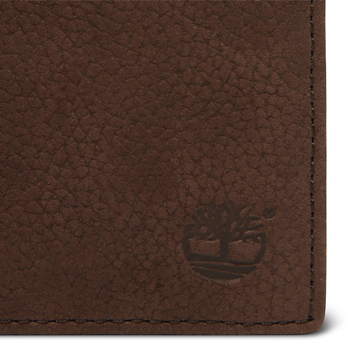Cartera Plegable Pirates Cove para Hombre en marrón-
