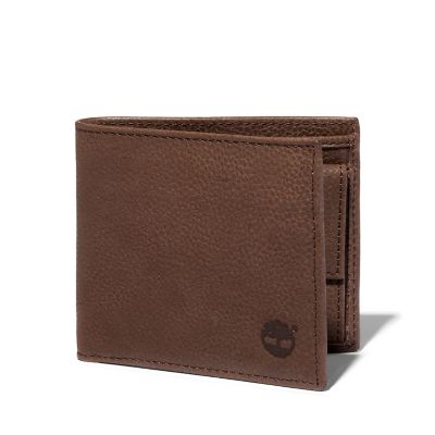 Pirates+Cove+Bifold+Wallet+for+Men+in+Brown