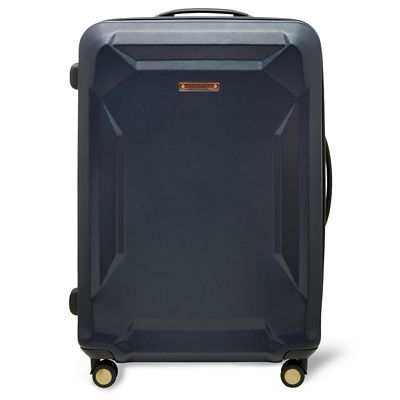 Basin+Harbor+29-inch+Suitcase+in+Navy