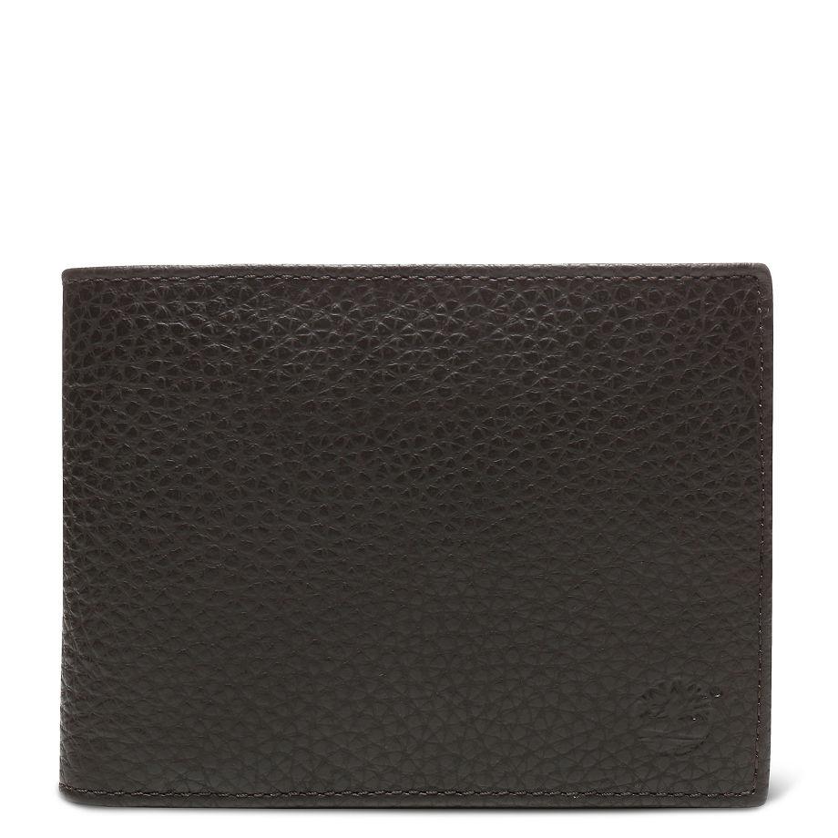7248a2ec60814 Timberland Edgartown Brieftasche Für Herren In Dunkelbraun Dunkelbraun
