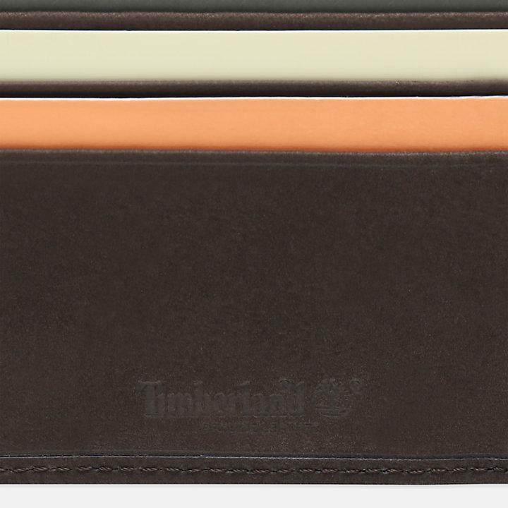 Topsfield Large Wallet for Men in Black-