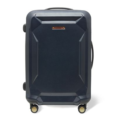 Basin+Harbor+25-inch+Suitcase+in+Navy