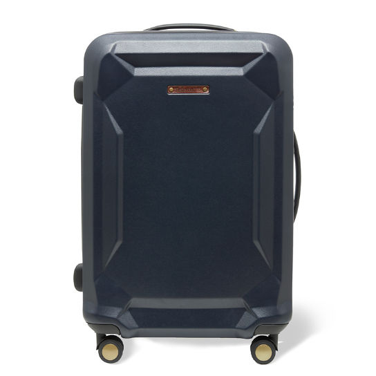 Basin Harbor 25-inch Suitcase in Navy | Timberland