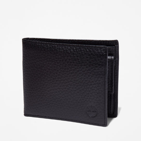 Edgartown Nubuck Wallet for Men in Black | Timberland