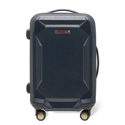 Basin+Harbor+21-inch+Suitcase+in+Navy