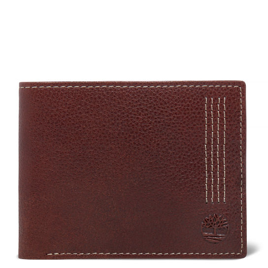 Penacook Large Wallet Homme marron | Timberland
