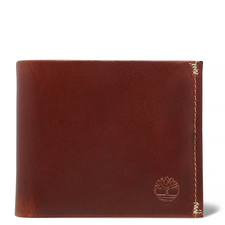 Dracut Wallet for Men in Brown-
