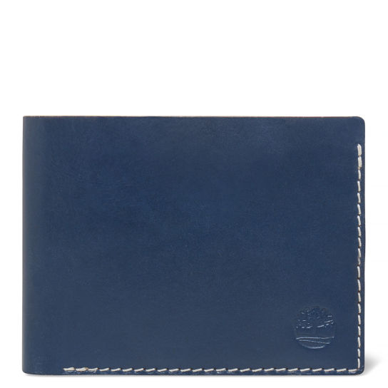 White River Wallet Heren Blauw | Timberland