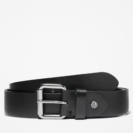 Roller Buckle Belt for Men in Black | Timberland