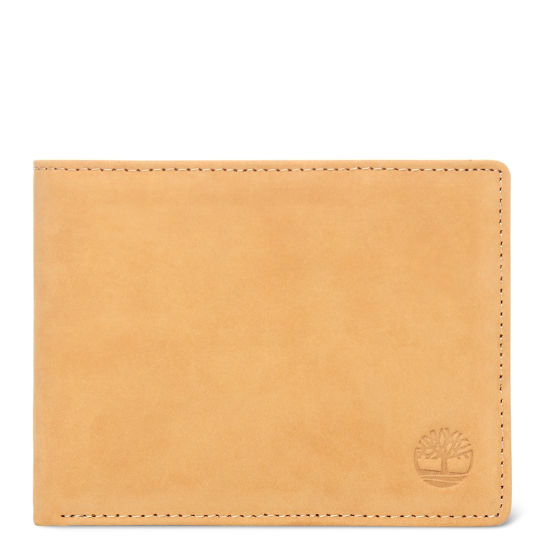 Stratham Large Wallet for Men in Yellow | Timberland