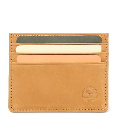 Stratham+Card+Holder+for+Men+in+Yellow