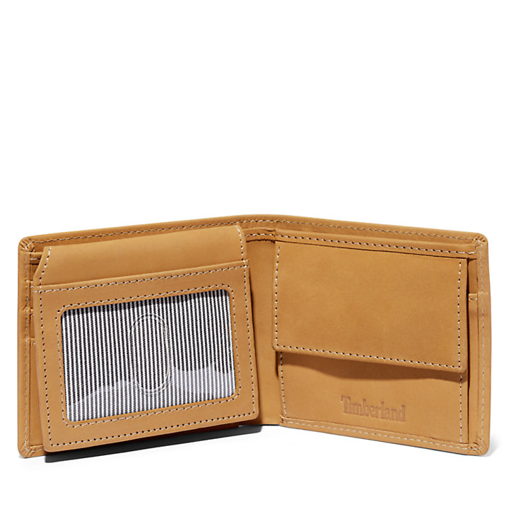 Red Bank Timberland® Wallet for Men in Yellow-